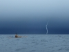 Kayaking Pukaskwa National Park, lightning storm